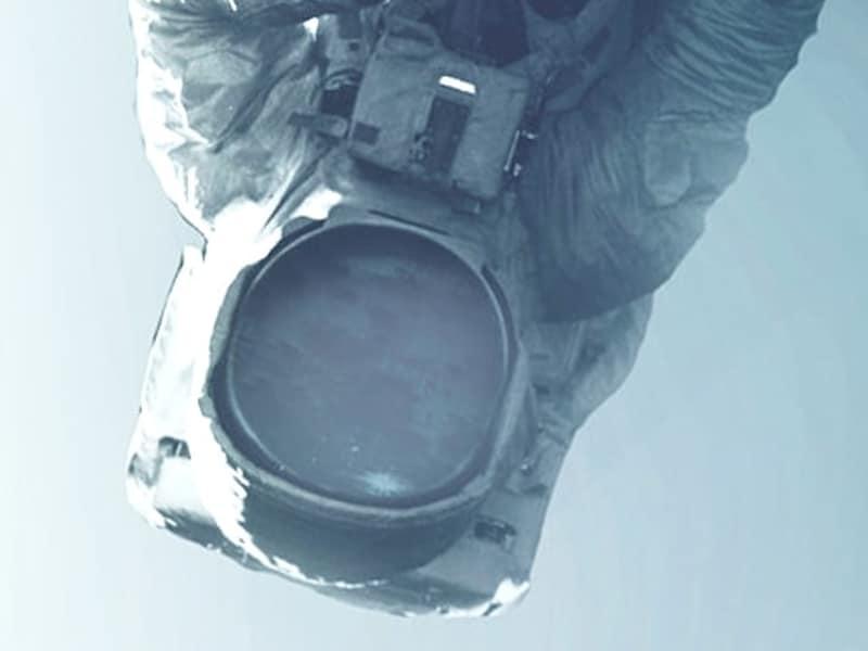 นักบินอวกาศกับปัญหาฝ้า
